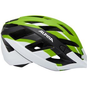 Alpina Panoma L.E. Helmet neon green-black-white
